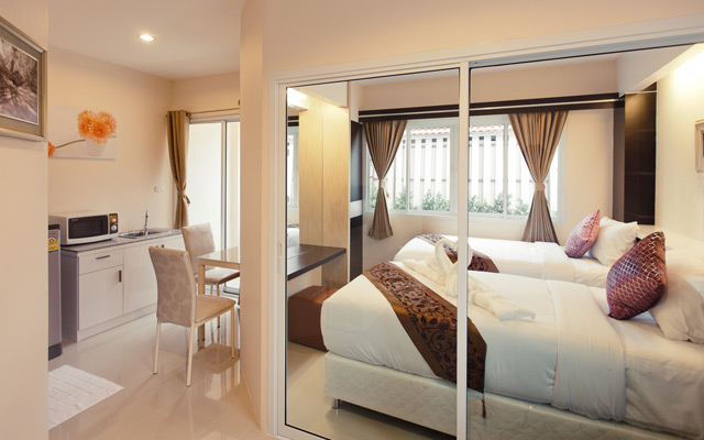 Twin Suite Rooms